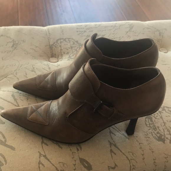 Gucci Shoes - Authentic Gucci Ankle Boots